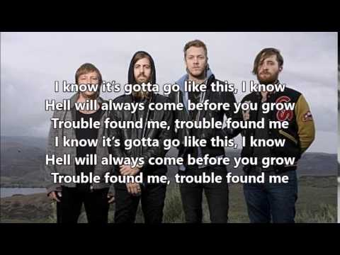 IMAGINE DRAGONS - Roots (lyrics)