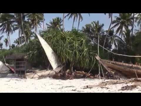 Zanzibar, Nungwi - beaches & hotels