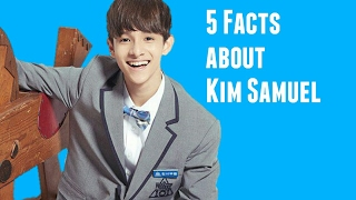Video [KPOP FACTS] 5 Facts About Kim Samuel(From Produce 101) download MP3, 3GP, MP4, WEBM, AVI, FLV Januari 2018