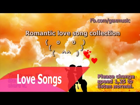 Love songs Collection 2015 Hot Top 100 Romantic Love Songs Playlist