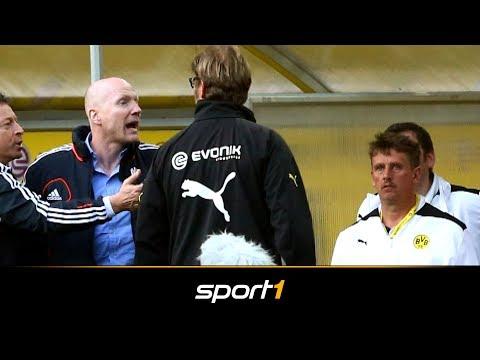 Fünf Jahre danach: Matthias Sammer erklärt Zoff mit Jürgen Klopp | SPORT1 - DER TAG