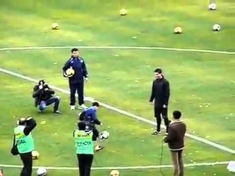 Le Petit Marocain qui a tué Christiano Ronaldo