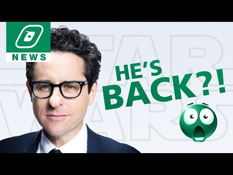 JJ Abrams Directing Star Wars Episode 9?! | SYLO News