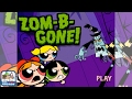 The Powerpuff Girls: Zom-B-Gone! - Stop the Parade of Zombie Animals (Cartoon Network Games)