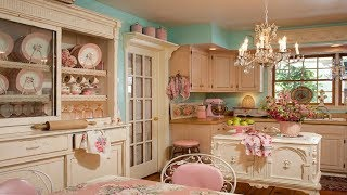 Shabby Chic & Romantic Style Decor Ideas Home and Living Room