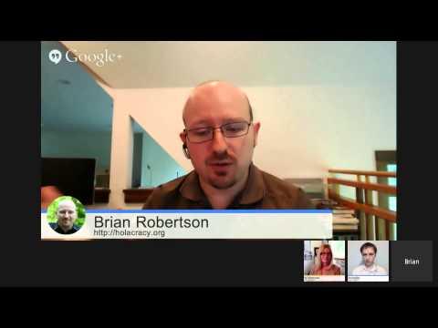 @MidasMarni interviews Brian Robertson on Holacracy & Bitcoin