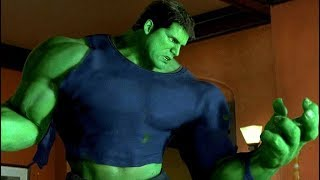 "Hulk - ""You're Making Me Angry"" Talbot's Mistake Scene - Movie CLIP HD"