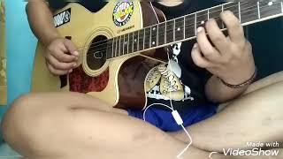 cover gitar boomerang-Fajar pagi