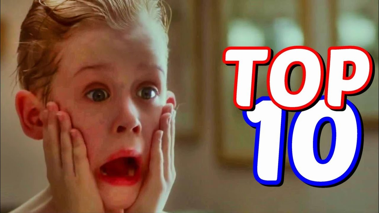 top 10 christmas movies the 10 best christmas movies youtube - Top 10 Best Christmas Movies