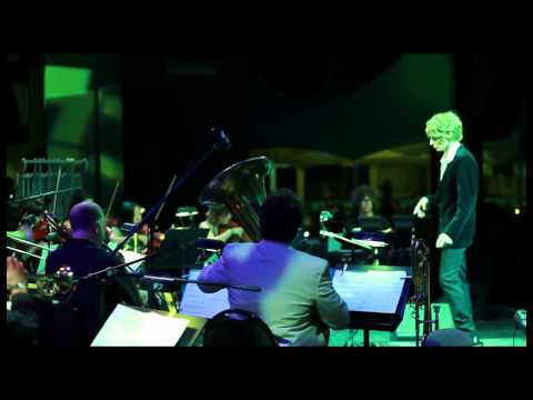 JG Thirlwell's Steroid Maximus - Gawker (from Venture Bros) LIVE!