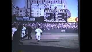 New York Yankees vs Washington Senators (May 29, 1942) DiMaggio, Rizzuto, Lefty Gomez