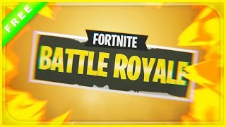 Fortnite Battle Royale Intro Template #927 Blender - Téléchargement gratuit