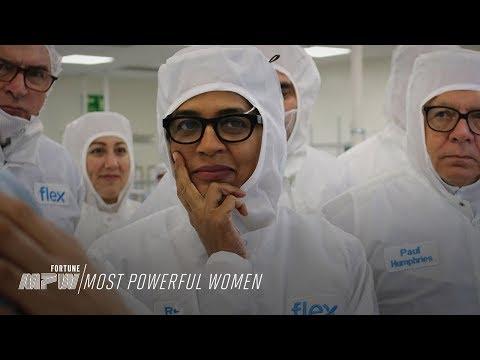 Most Powerful Women: Revathi Advaithi