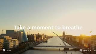 Breathtaking Drone Video Taken Over Dublin City