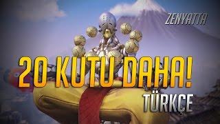 [Türkçe] Overwatch - 20 KUTU DAHA!