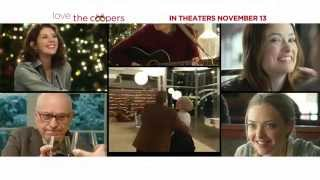 LOVE THE COOPERS - TV Spot - Family :30