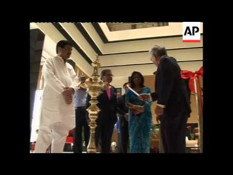 Hotel Oberoi in Mumbai reopens after 2008 terror attack