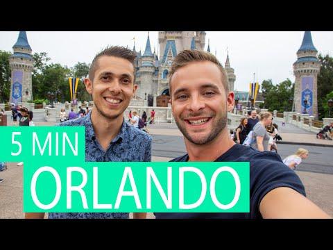 Orlando In 5 Minuten 🏆 Die Besten Freizeitparks In Orlando / Florida