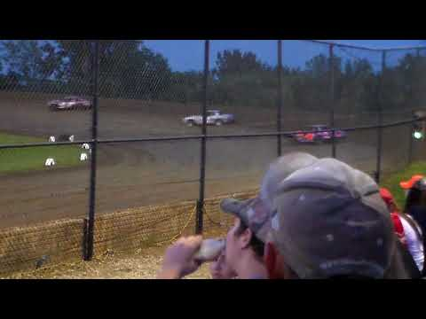 Hobby Stock Heat 3 @ Marshalltown Speedway 09/01/17