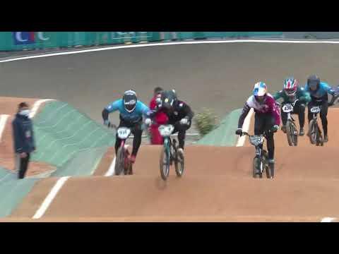 Championnat de France BMX Race 2020 - Elite Men Final