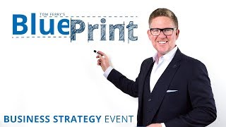 Tom Ferry's BluePrint Event for Real Estate Business Success