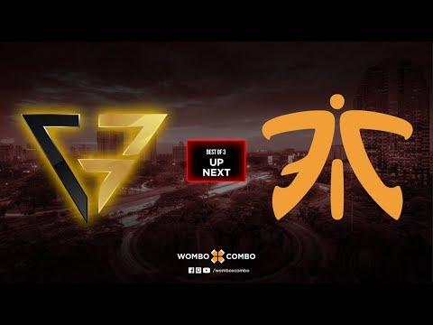 YT LIVE l Fnatic vs Clutch Gamers (BO3) | GESC: Thailand SEA Qualifiers