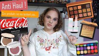 Anti Haul : Fenty Beauty, Nars, Morphe, Dior, Too Faced...