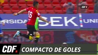 Unión Española 0 - 0 U. de Chile | Torneo Scotiabank Transición 2017 (Apertura) Octava Fecha | CDF