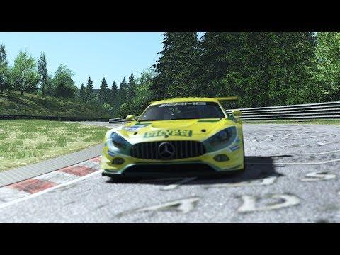 rFactor 2 Atlantic GT3 Championship | Round 5 Montreal