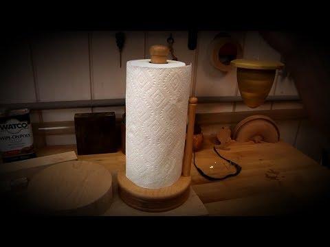 Paper Towel Holder-Part 2