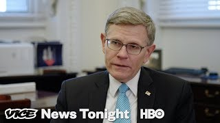Trump's New Science Adviser Says It's Not His Job To Correct The President On Climate Change (HBO)