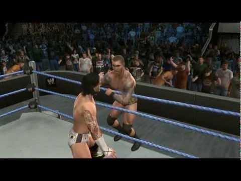 WWE SmackDown vs. RAW 2010 12/12/09 14:56