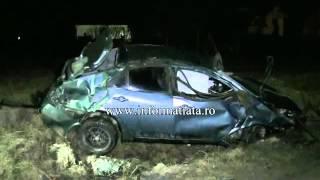 Accident mortal adolescent Volovat, judetul Suceava