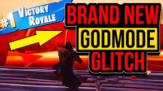 Fortnite GodMode Glitch