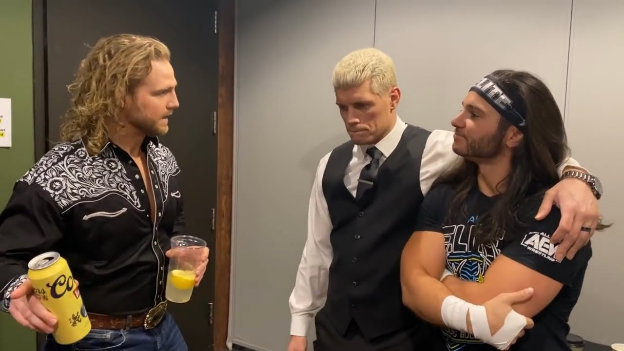 """""""Mile High City"""" - Being The Elite Ep. 194"""