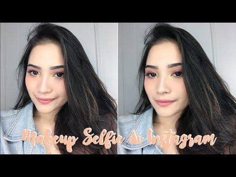 Instagram Go To Selfie Makeup Look