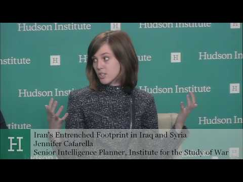 Iran's Entrenched Footprint in Iraq and Syria