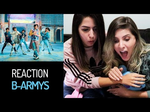 BTS (방탄소년단) 'FAKE LOVE' Official MV | BRAZILIAN REACTION (SUB EN)