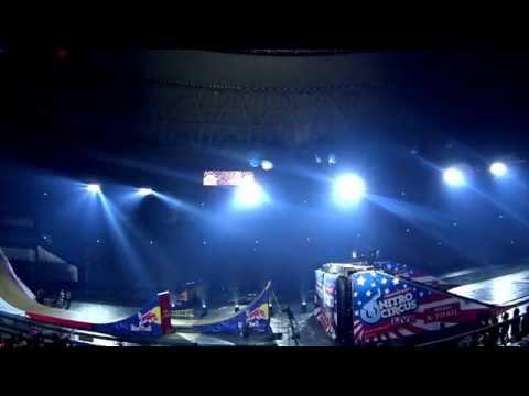 Nitro Circus Live Osaka Japan