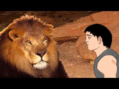 The Slave and the Lion - Short story - Animation