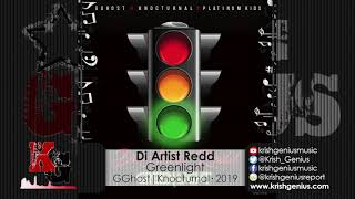 Di Artist Redd - Green Light (Official Audio 2019)