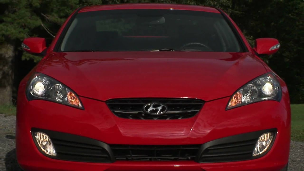 2010 hyundai genesis coupe 3 8 track review autosavant autosavant - 2010 Hyundai Genesis Coupe 38 Track Drive Time Review Youtube