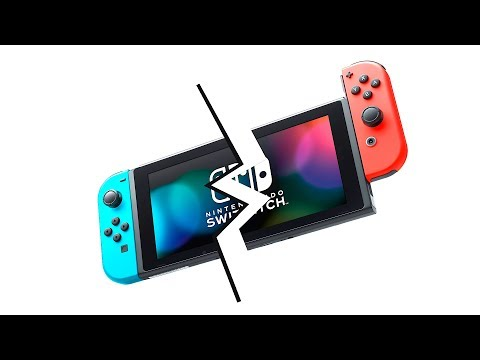 Hacking Nintendo Switch