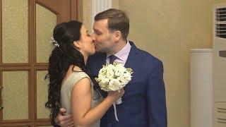 Свадьба Александра и Анастасии Смирновых 26 января 2019 года