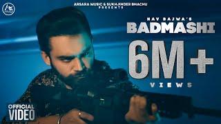 Badmashi Navv Bajwa Free MP3 Song Download 320 Kbps