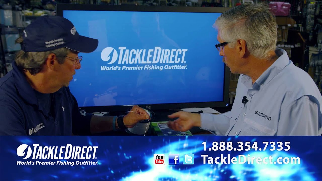 e6af857c35c Shimano Top-Shot Instructional at TackleDirect - YouTube