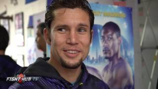Carlos Cuadras Talks Carmona fight, Chocolatito, Golovkin vs Jacobs prediction