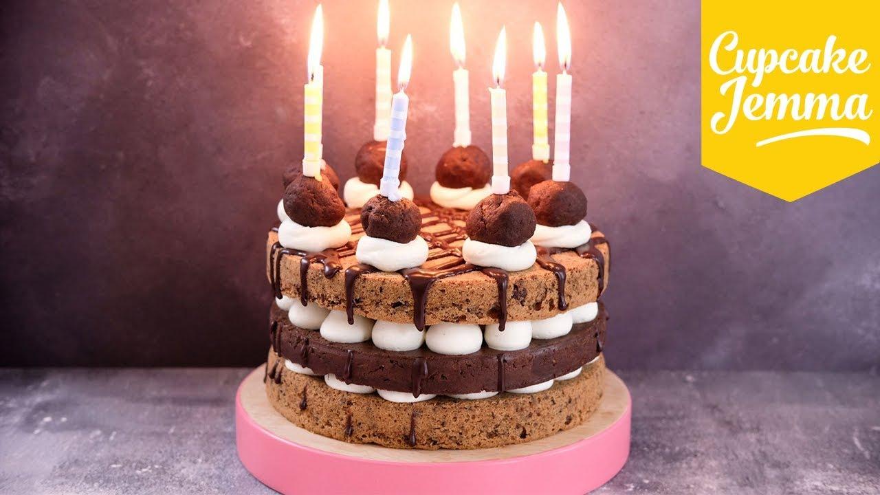 Cupcake Jemma Cake Recipe: Celebration Cookie Layer Cake