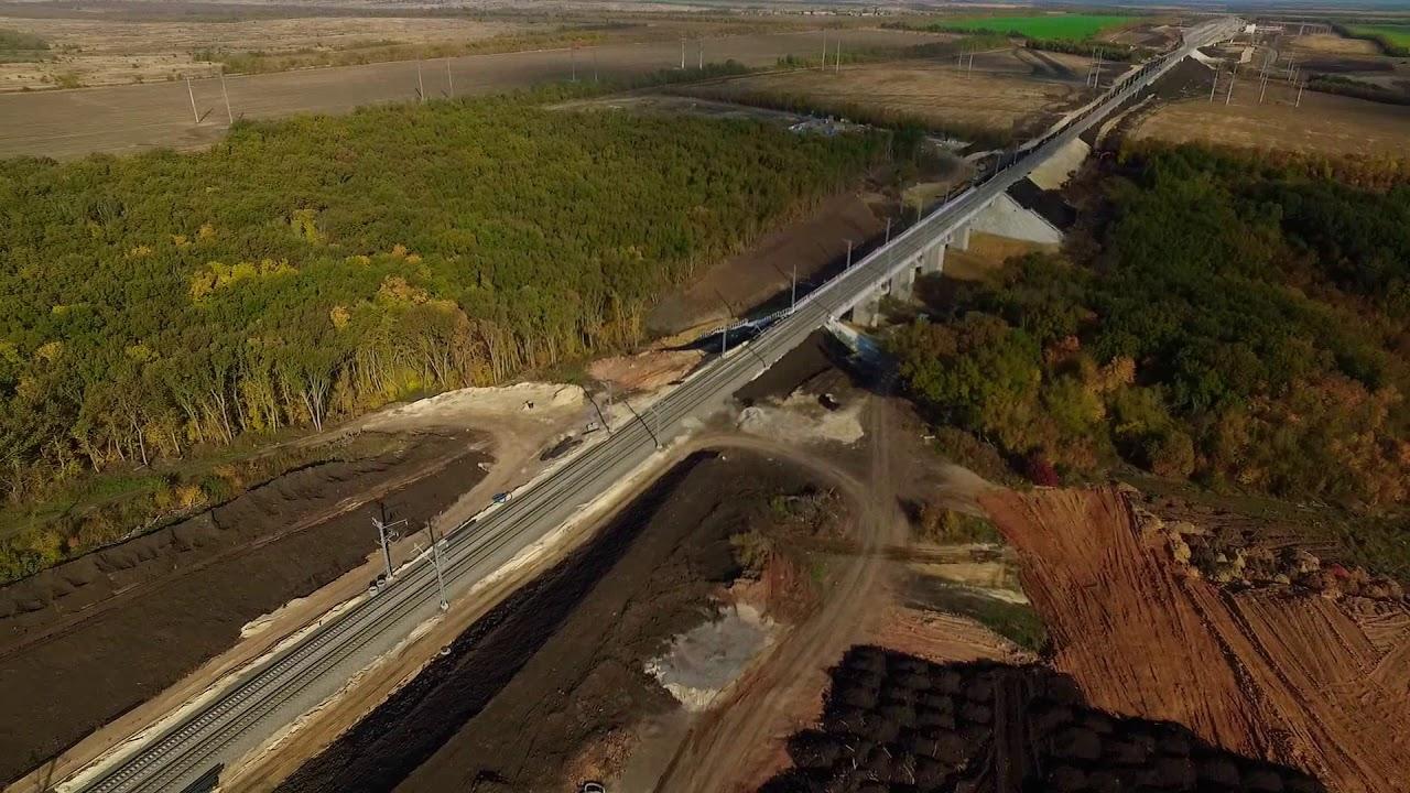 новая жд дорога в обход украины фото петли спицах