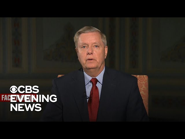 """Sen. Lindsey Graham on Trump meeting Kim Jong Un: """"There's no downside to keep trying"""""""